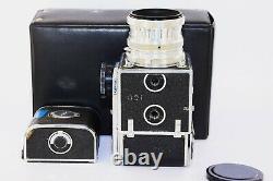 SALUT-C USSR MEDIUM Format 6x6 HASSELBLAD COPY FILM camera withs Lens Industar-29