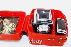 SALUT Soviet MEDIUM Format 6x6 HASSELBLAD COPY FILM camera withs Lens Industar-29