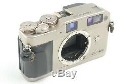 SETEXC+++++Contax G1 Film Camera Green Label, 90mm F2.8 Lens, TLA140 JAPAN1223