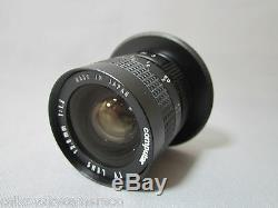 Sale! Super-16 Modified Black Magic 1.3/12.5mm C-mount Lens Bmpcc Movie Camera