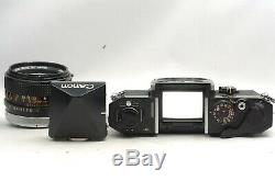 @ Ship in 24 Hrs @ Excellent! @ Canon F-1 SLR Film Camera FD 50mm f1.4 SSC Lens