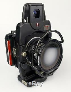 Silvestri H camera. A very complete set with Schneider-Kreuznach 47mm lens