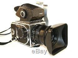 Sovet camera KIEV 88 TTL 6x6 Lens MC VOLNA 3 (2.8/80), Jupiter 36V 3, /250