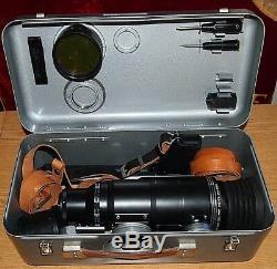 Soviet PhotoSniper FS-12. Lens Tair -3 PhS (4,5/300). USSR