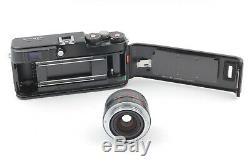 Super RareNEAR MINTFuji Fujifilm TX-2 Film Camera Body with TX 45mm f4 Lens C300