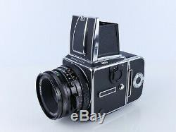 Superb Hasselblad 503cw 6x6 120 Film Medium Format Camera + Cf Planar 80mm Lens