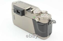 TOP MINT in CASEContax G2 35mm Film Camera + Biogon 28mm f/2.8 Lens JAPAN #616
