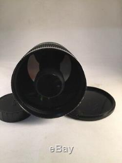Tamron SP 500 mm 18 zoom lens telephoto lens for Nikon film SLR camera (433)