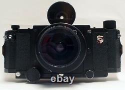 Tomiyama Art Panorama 170 6x17 Medium Format Film Camera with NIKKOR 90mm f/8 Lens
