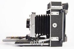 Topcon Horseman 980 Multiformat Medium Large Format Camera w 105mm f3.5 Lens V15
