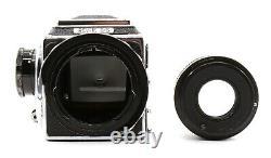 Unique CLA'd Revue 66 Medium Format Film Camera with Lens & Accs! Film Tested