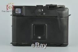Very Good! Mamiya 6MF Medium Format Film Camera + G 75mm f/3.5 L Lens