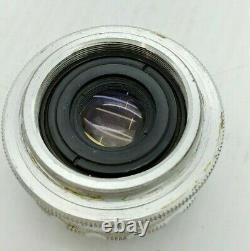 Vintage Edixa REFLEX film CAMERA with F2.8 Steinheil Cassar S 50mm Lens