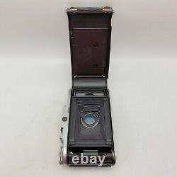 Vintage Voigtlander Bessa I 6x9 Folding Camera with Vaskar 105mm F4.5 Lens