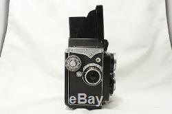 Yashicaflex TLR Film Camera withYashikor 13.5 80mm Lens #F009f