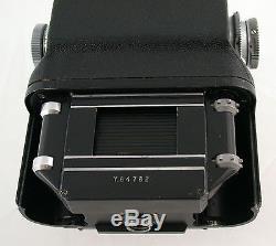 ZEISS IKON Contaflex 35mm TLR twin lens Sonnar 2/50 860/24