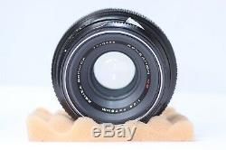 Zenza Bronica ETR Body Finder with Zenzanon MC 75mm F/2.8 Lens with shutter Grip