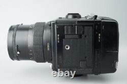 Zenza Bronica GS-1 Medium Format Camera + PG 100mm f3.5 Lens, 6X7 120 Film Back
